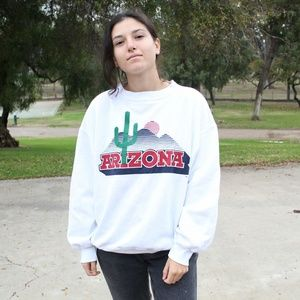 Vintage 90s Arizona Crew Neck